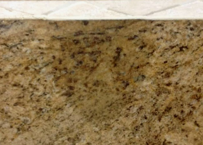 Water Stains On Granite Countertop